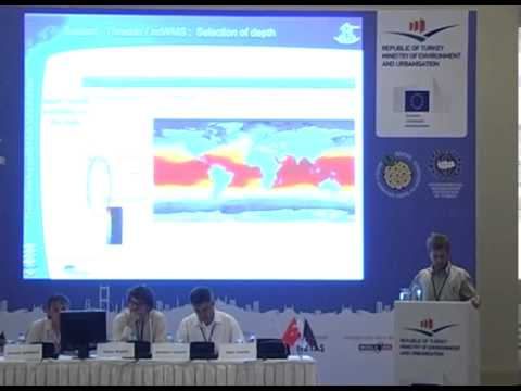 Spatial Data Infrastructure for Marine Environnement Ifremer initiatives in France and in Europe