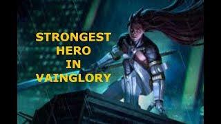 STRONGEST HERO IN VAINGLORY!