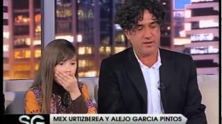 Alejo Garcia Pintos cuenta una anecdota de celos con su hija Juanita -Susana Gimenez 2007