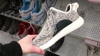 REAL YEEZYS IN THE THRIFT!!?