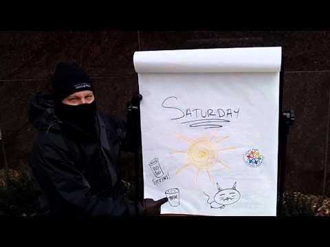 Video: St. Paul Pioneer Press Treasure Hunt weather forecast