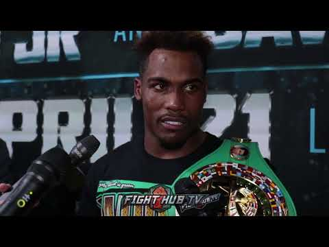 """JERMALL CHARLO """"I WANT TO FIGHT FUTURE HOF GENNADY GOLOVKIN, SINCE HE'S ON THE WAY OUT!"""""""