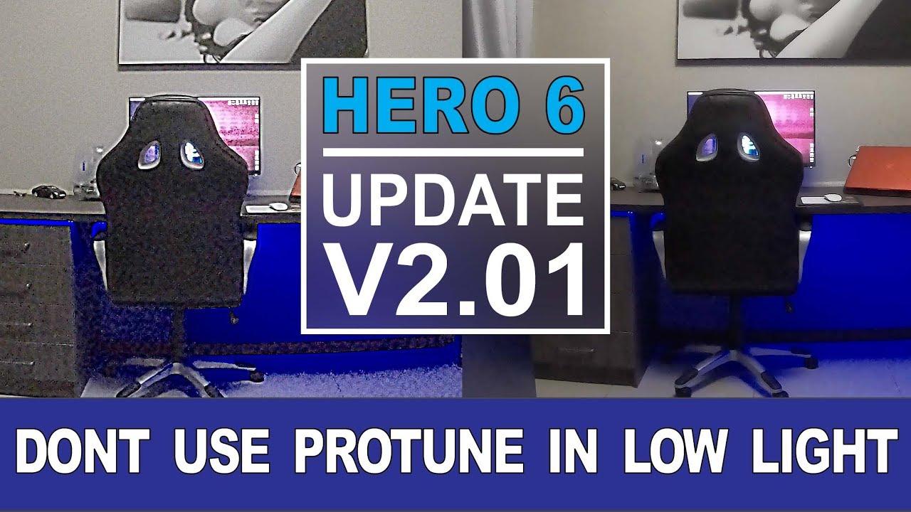 gopro hero 6 firmware update 2