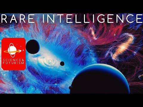 Fermi Paradox Great Filters: Rare Intelligence