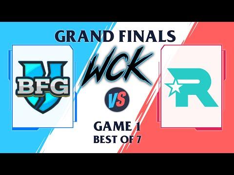 BFG vs KT - Wild Rift Champions - Game 1