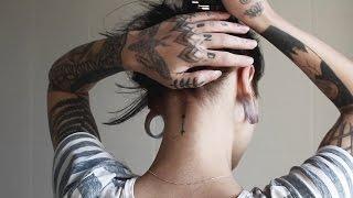 Shaving my head | New start | Women Headshave