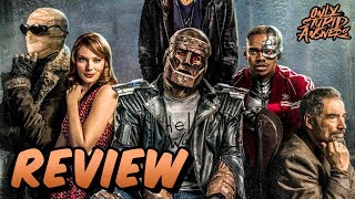 DOOM PATROL Has Arrived! (DC Universe Doom Patrol Pilot Review)