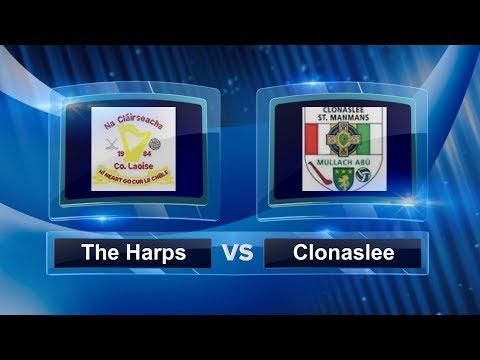 Laois SHC A QF 2017   The Harps v Clonaslee St Manmans