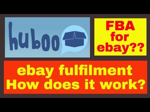 Huboo: ebay fulfilment company (FBA for ebay) How does it work? (#AD)
