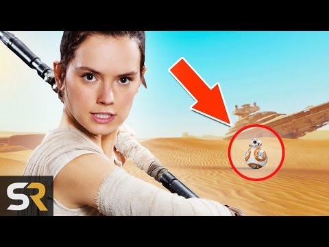 10 Amazing Hidden Details in Star Wars The Force Awakens