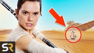 Force Awakens Small Details