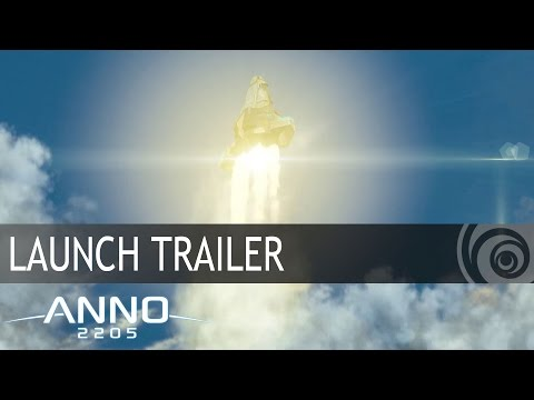 Anno 2205 - Launch Trailer | Ubisoft [DE]