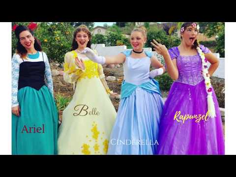 👗👗👗DIY Adult Disney Cinderella Dress for Under $35.00!!! Totally Magical!👗👗👗