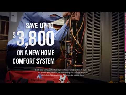 Roland J. Down Service Experts Spring Special - Lennox Home Comfort System