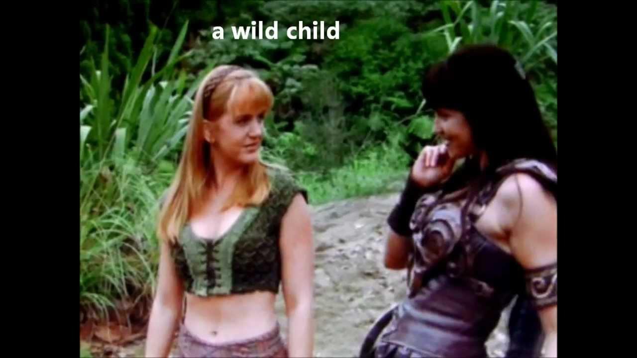 Lyrics to wild child by enya