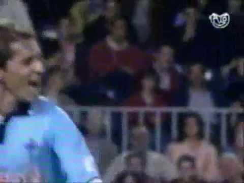 Barcelona 1-1 Celta   Michel Salgado