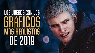 Los juegos con los gráficos más realistas de 2019