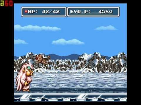 Play EVO: Search for Eden on SNES - Emulator Online