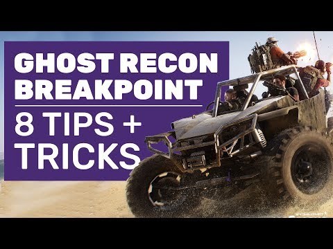 8 Ghost Recon