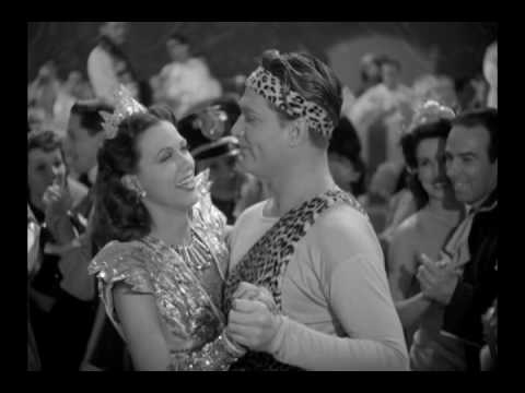 """Frank Sinatra And Co - """"Poor You"""" from Ship Ahoy (1942)"""