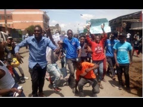 Matatu operators in Nakuru demonstrate over high fuel prices