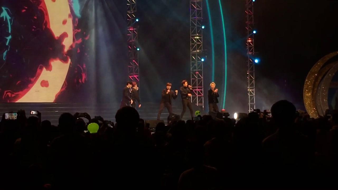 20170317 香港亞洲流行音樂節 B1A4-이게 무슨 일이야 - YouTube
