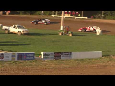 7 30 16 Modified Heat 2 Brownstown Speedway