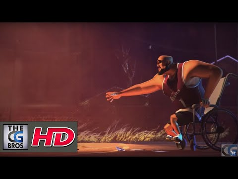 "CGI **Award-Winning** 3D Animated Short : ""I M POSSIBLE"" - by Prasad Narse"
