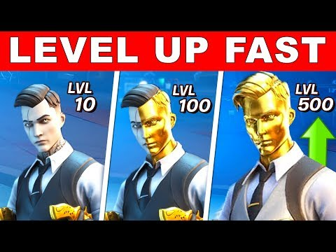 HOW TO LEVEL UP FAST TO LEVEL 100 IN SEASON 2 - FORTNITE GLITCH (UNLOCK ALL GOLDEN SKINS & GAIN XP)