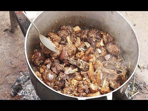 Recette creole poulet a la sauce soja ile de la reunion youtube - Recette de cuisine creole reunion ...