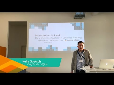 The Microservices Revolution in Commerce Technology (Microservices Meetup Berlin)
