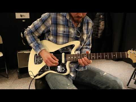 Let You Down by NF  [Loop Pedal Cover by Jason Wilford] - Fender Pro Jaguar w/ Line 6 Helix