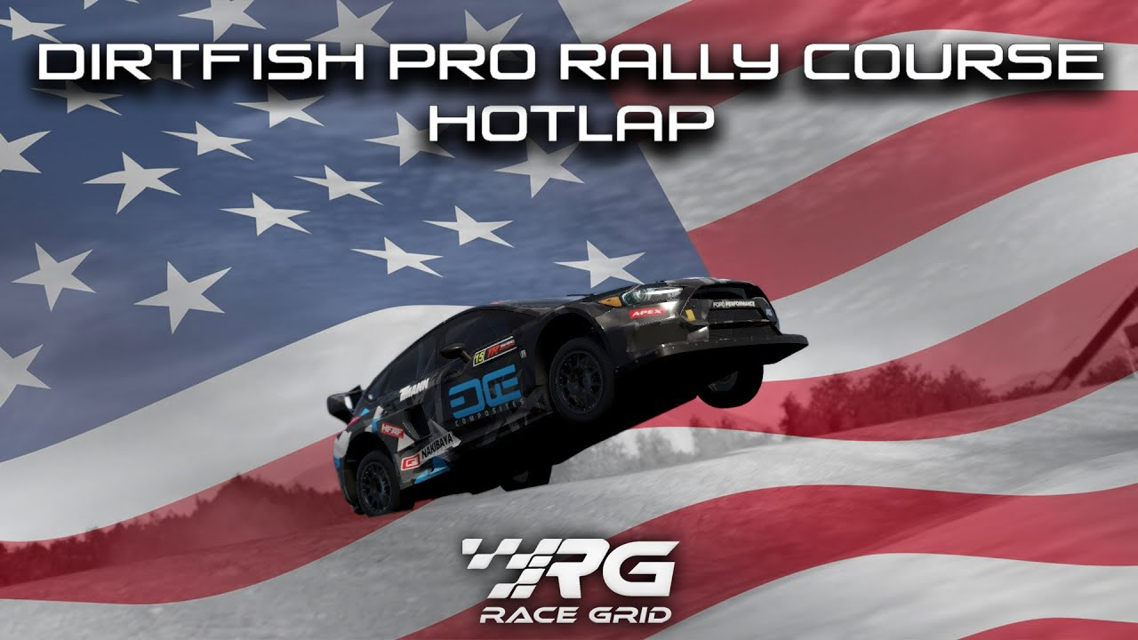 TOTM HotLap - Dirtfish Rally Pro - Ford Focus RS RX