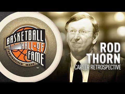 Rod Thorn | Hall of Fame Career Retrospective