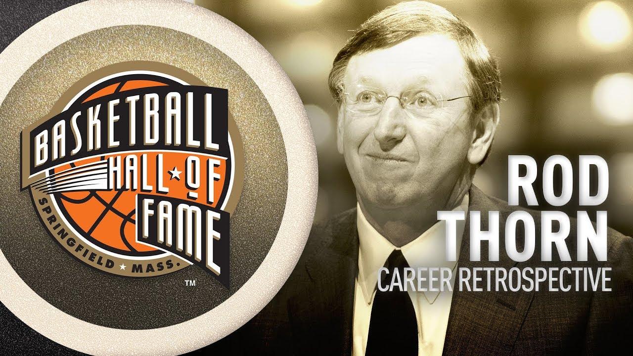 Rod Thorn   Hall of Fame Career Retrospective