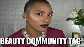 BEAUTY COMMINUTY TAG   BEAUTY BY KANDI