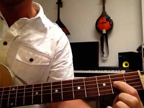 Liberty Acoustic Riff Tutorial by - YouTube