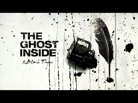 """The Ghost Inside - """"Blank Pages"""" (Full Album Stream)"""