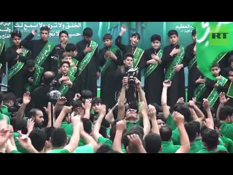Shi'ite Muslims rap religious texts to reach youth