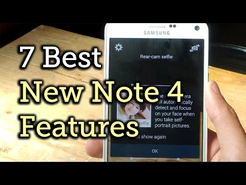 The 7 Best New Features on the Samsung Galaxy Note 4