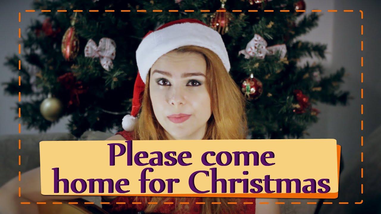 Adriana Royo - Please Come Home for Christmas (Jon Bon Jovi Cover)
