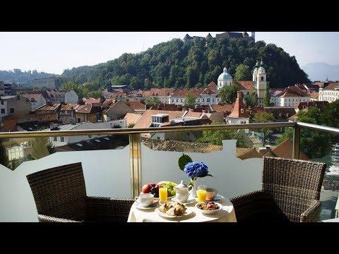 Top10 Recommended Hotels in Ljubljana, Slovenia