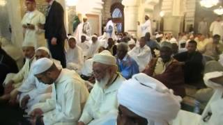 Anasheeds à la zawiya Tijaniya de Fès