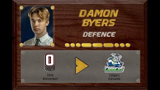 Damon Byers - CSSHL to AJHL | Stand Out Sports Client Hall of Fame