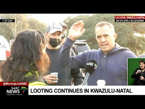 SA Unrest I Latest on the situation in KwaZulu-Natal