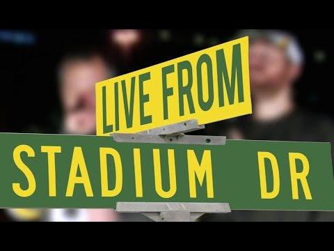 LIVE FROM STADIUM DRIVE Week 13: Houston Texans VS. Green Bay Packers