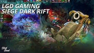 LGD Gaming siege Dark Rift dominator