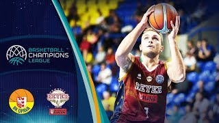 Opava v Umana Reyer Venezia - Full Game - Gameday 3 - Basketball Champions League 2018-19