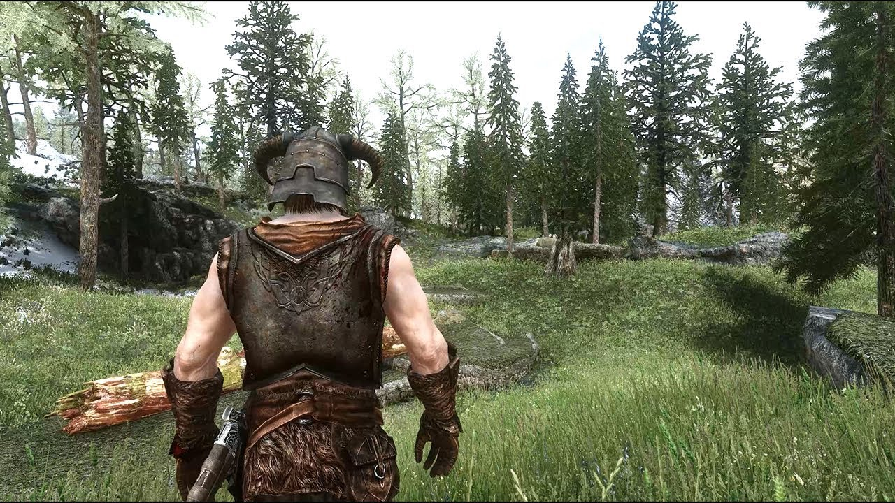 Skyrim SE 2019 - ULTRA MODDED GAMEPLAY (Updated Mod list)