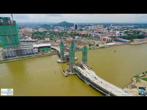 Tanjung, Kuala Terengganu -  progres pada 15.10.2017 #DJI P3P